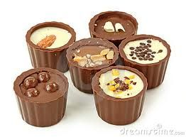 Bolo de chocolate com leitinho - 5 5
